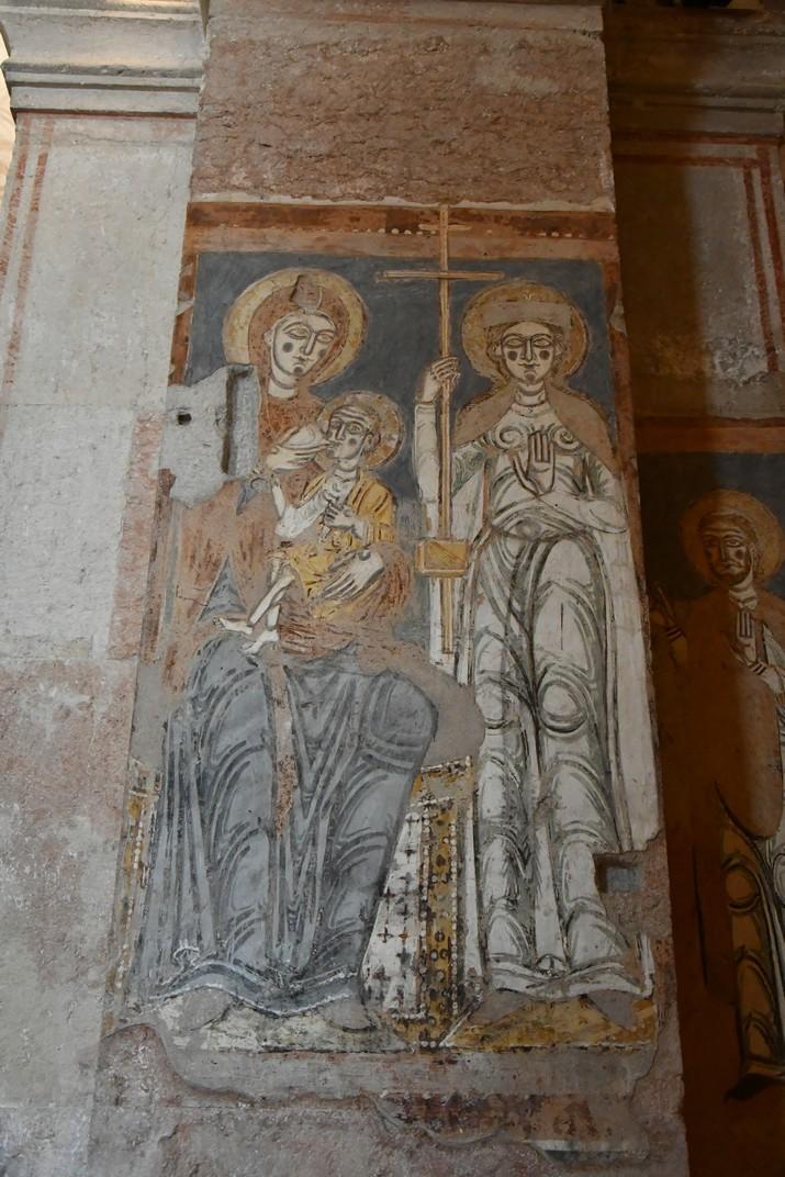 Frescos de l'església inferior de Sant Fermo de Verona