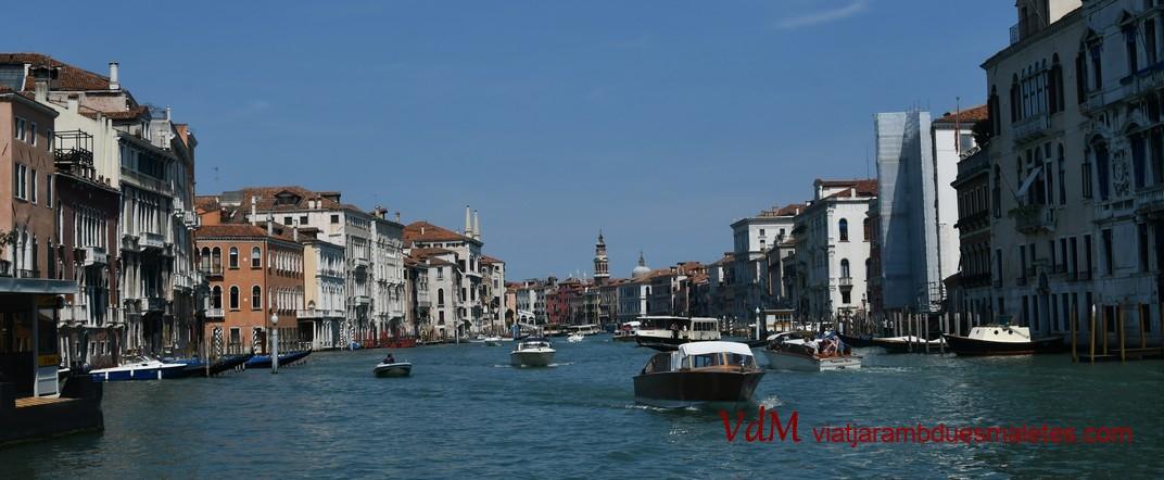 Gran Canal de Venècia