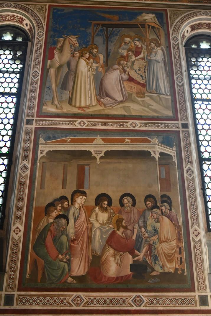 Història de Jesús de la capella dels Scrovegni de Pàdua