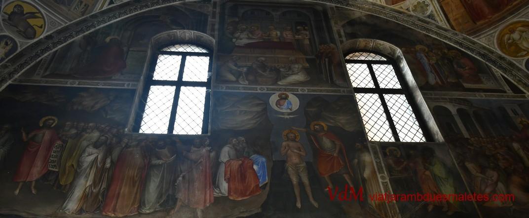 Història de Sant Joan Baptista del Baptisteri de la Catedral de Santa Maria Assumpta de Pàdua