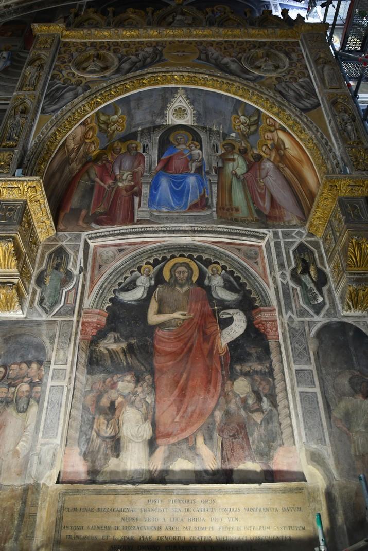 Històries de Maria del Baptisteri de la Catedral de Santa Maria Assumpta de Pàdua
