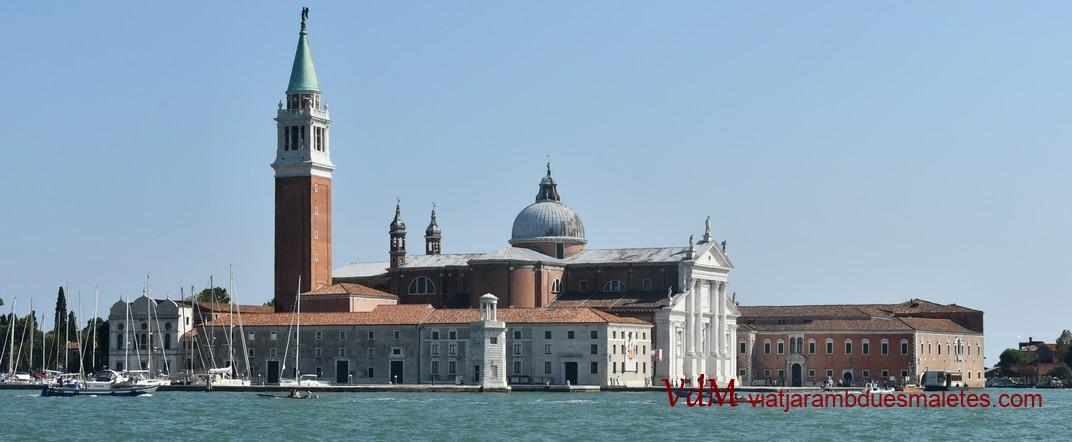 Illa de San Giorgio Maggiore de Venècia