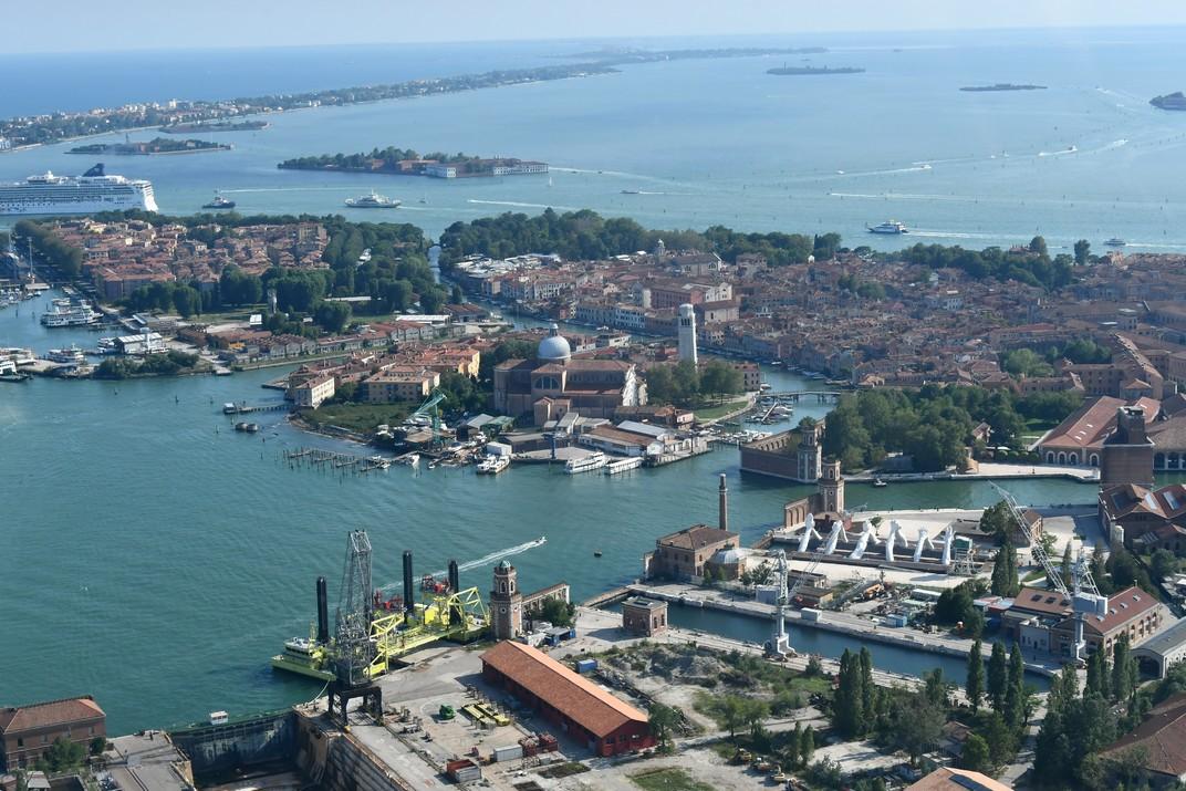 Illa de San Pietro de Venècia