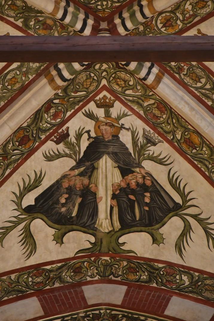 Imatge dels dominics de la Basílica de Santa Anastàsia de Verona