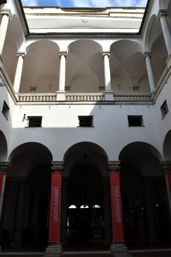 Interior Palau Ducal de Gènova