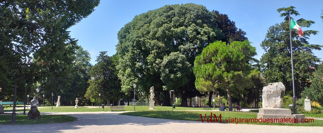 Jardins Salvi de Vicenza