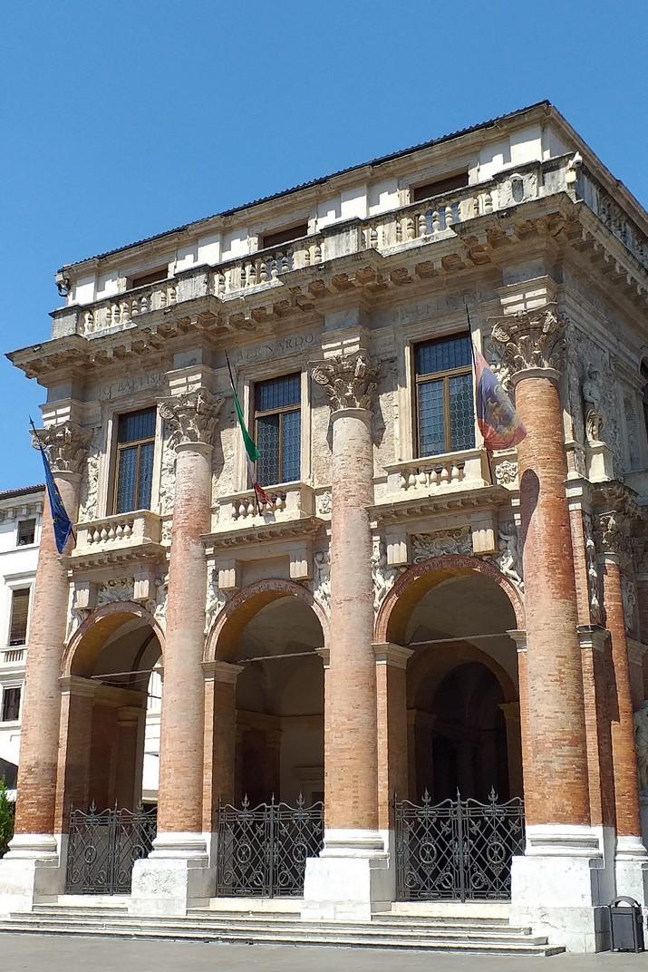Loggia del Capitaniato de Vicenza