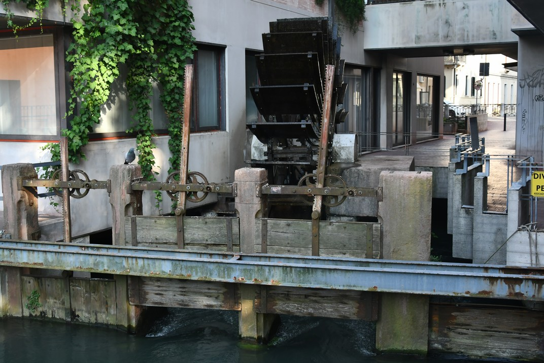 Molí del mercat del peix de Treviso