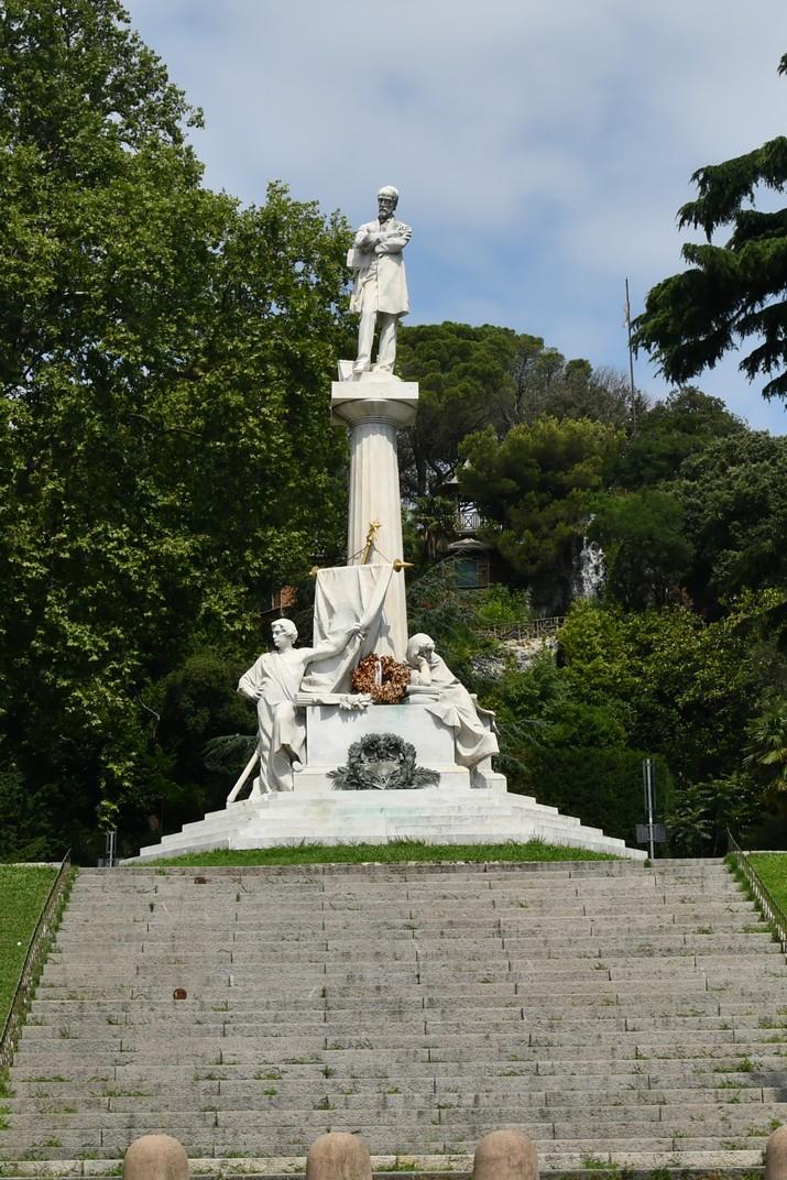 Monument a Mazzini de Gènova