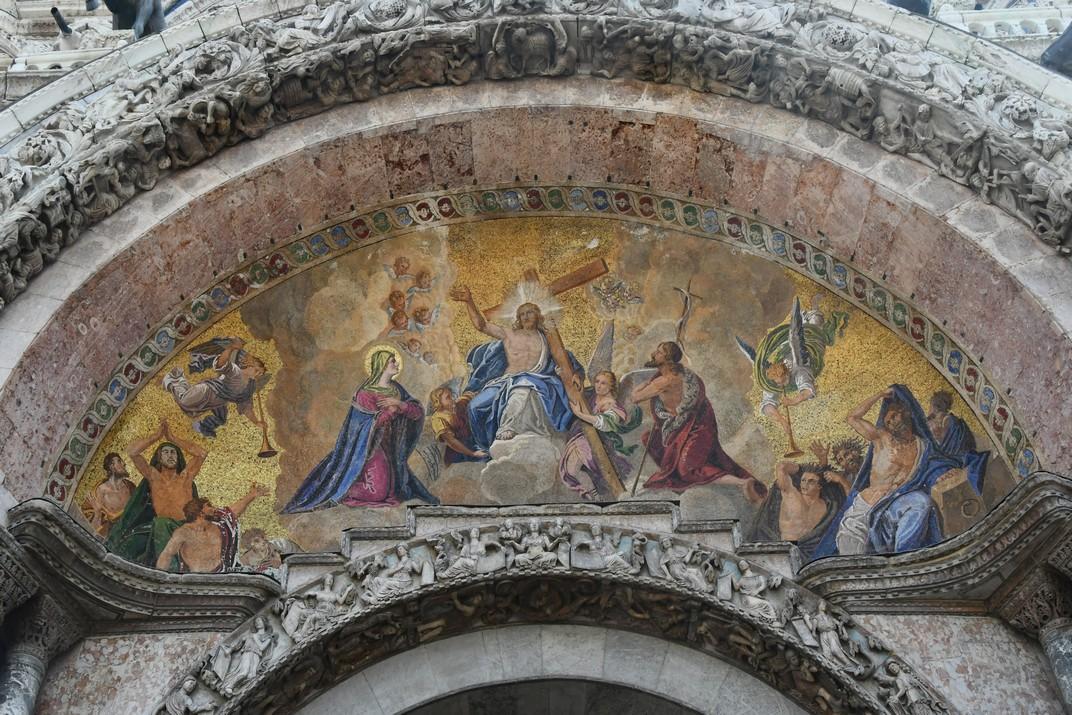 Mosaics de la basílica de Sant Marc de Venècia