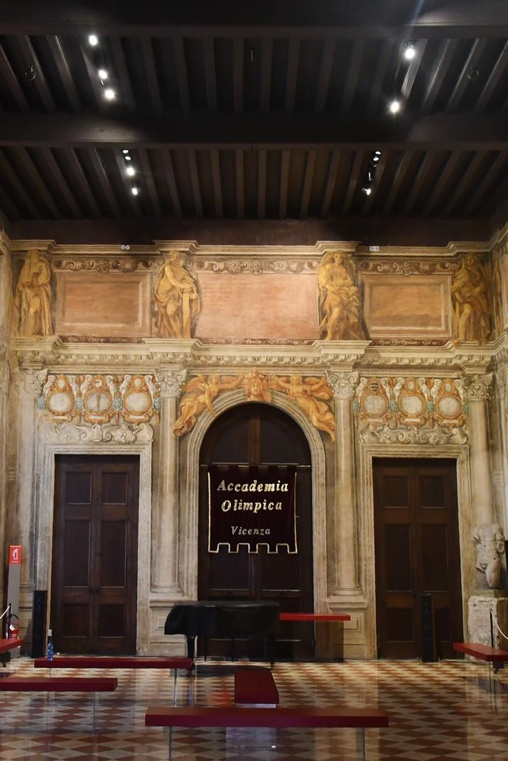 Odèon del Teatre Olímpic de Vicenza