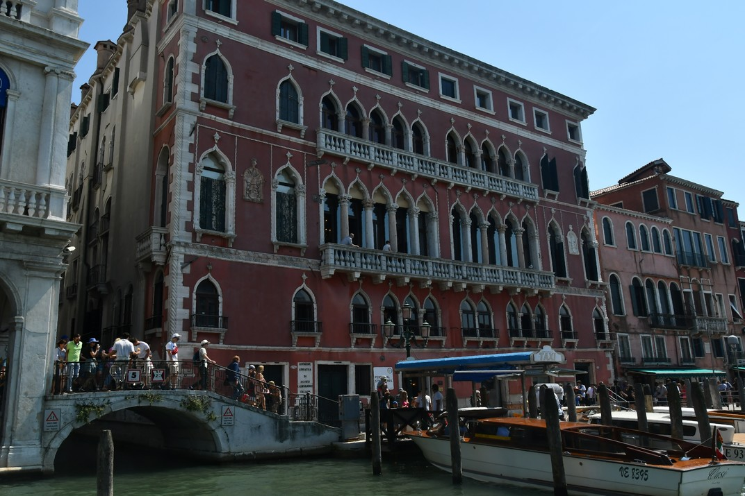 Palau Bembo del Gran Canal de Venècia