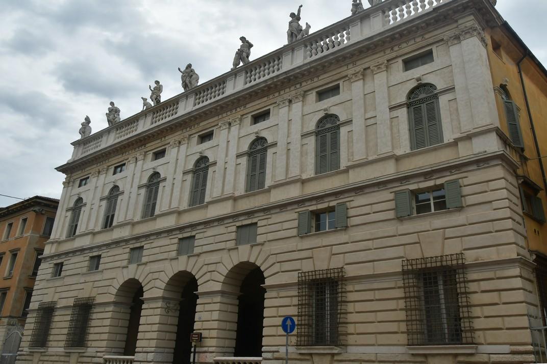 Palau Canossa de Corso Cavour de Verona