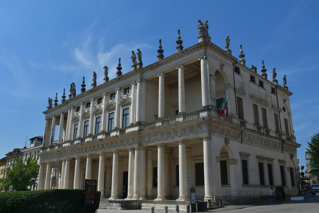 Palau Chiericati de Vicenza
