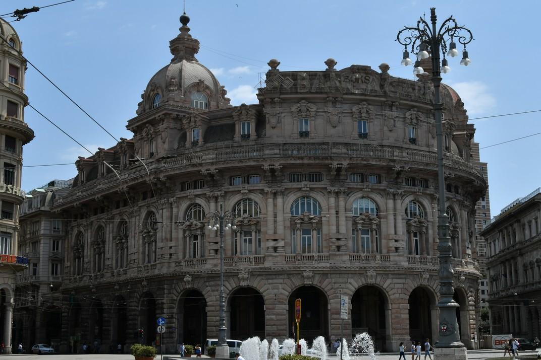Palau de la Borsa de Gènova