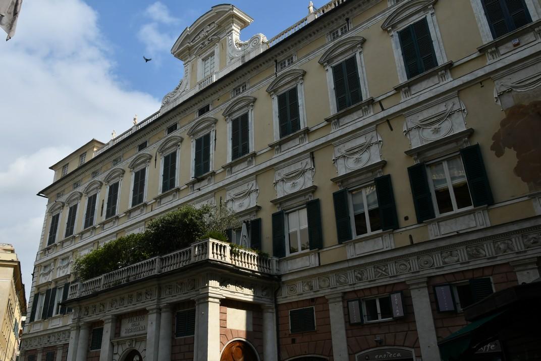 Palau de la Meridiana de Gènova