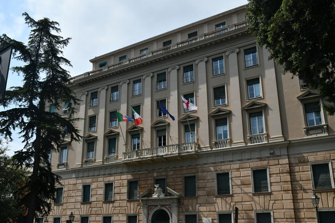 Palau de la Província de Gènova