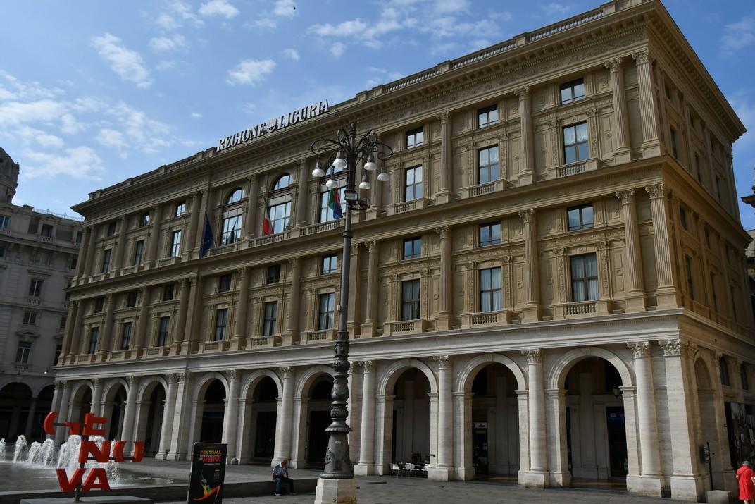 Palau de la Regió de Ligúria de Gènova