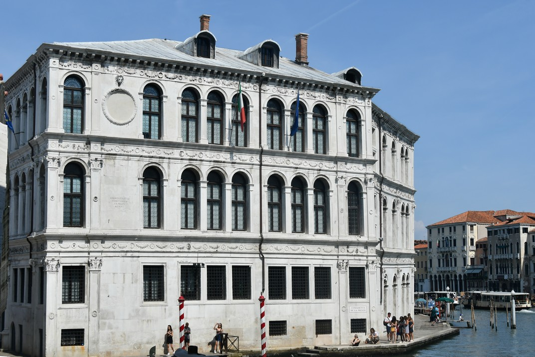 Palau dels Camerlenghi de Venècia