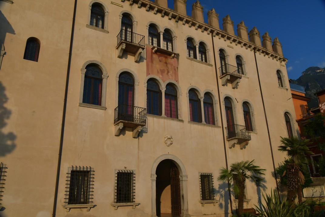 Palau dels Capitans de Malcesine de Garda