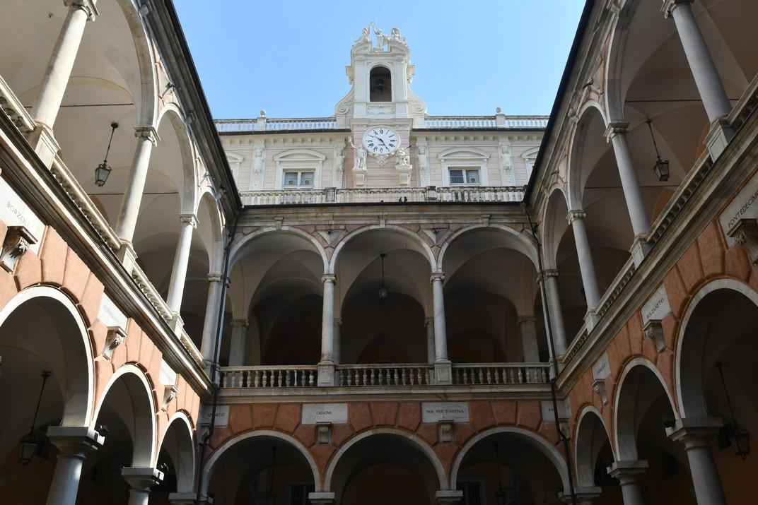 Palau Doria-Tursi - Ajuntament de Gènova