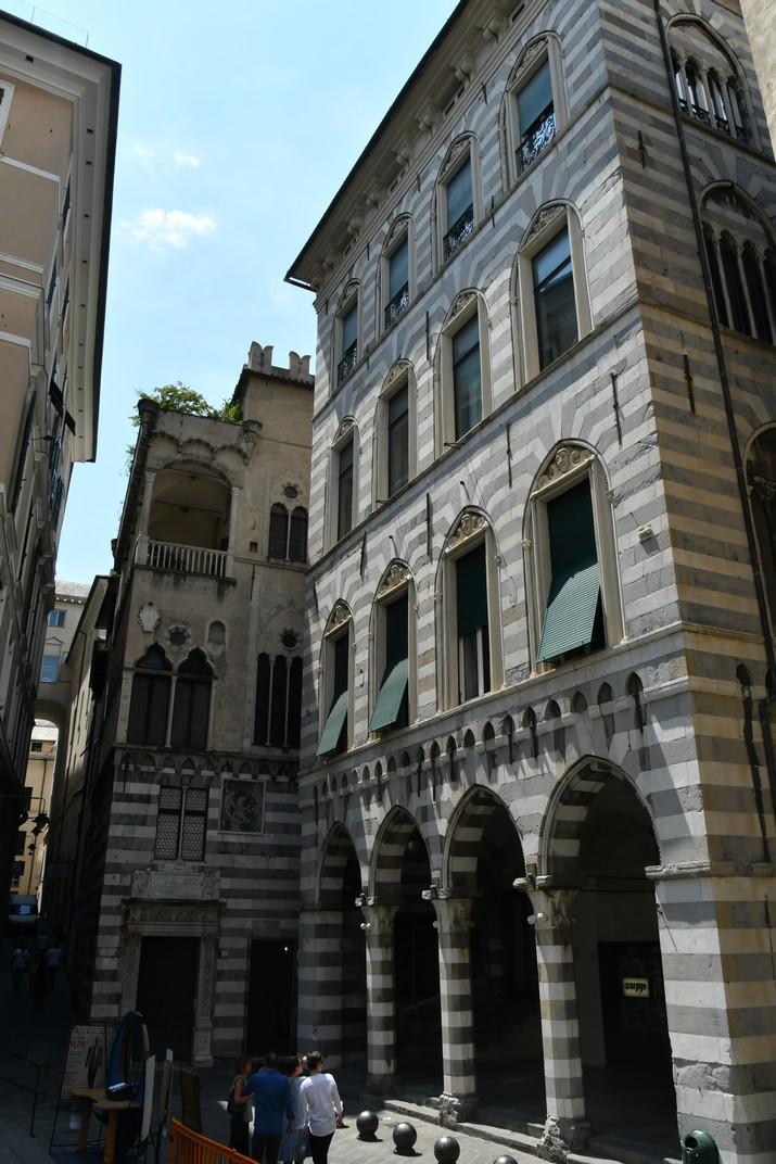 Palau Lazzaro Doria de Gènova