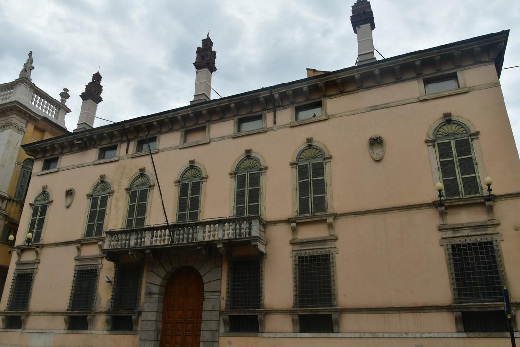 Palau Muselli de Corso Cavour de Verona