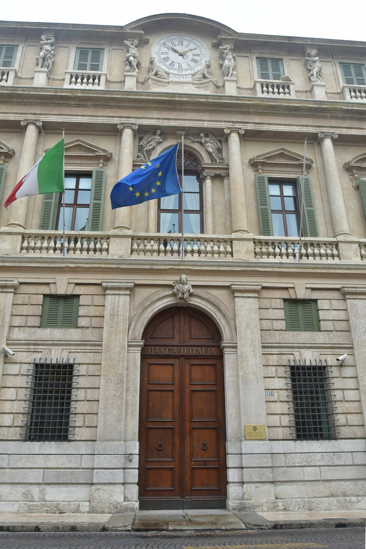 Palau Portalupi de Corso Cavour de Verona
