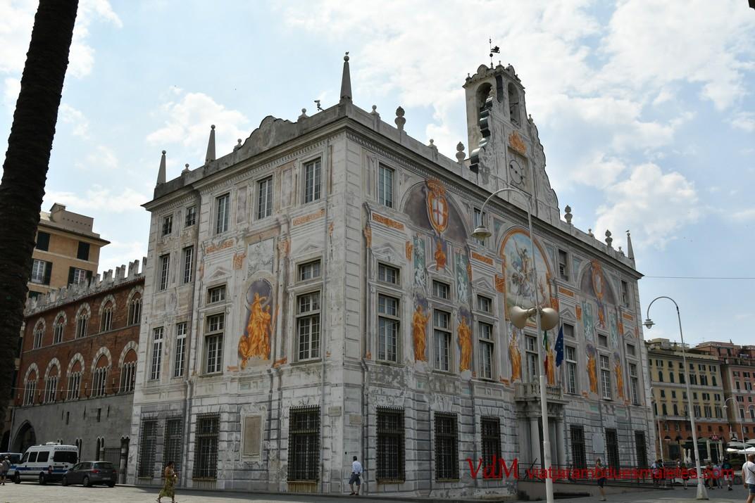 Palau Sant Jordi de Gènova
