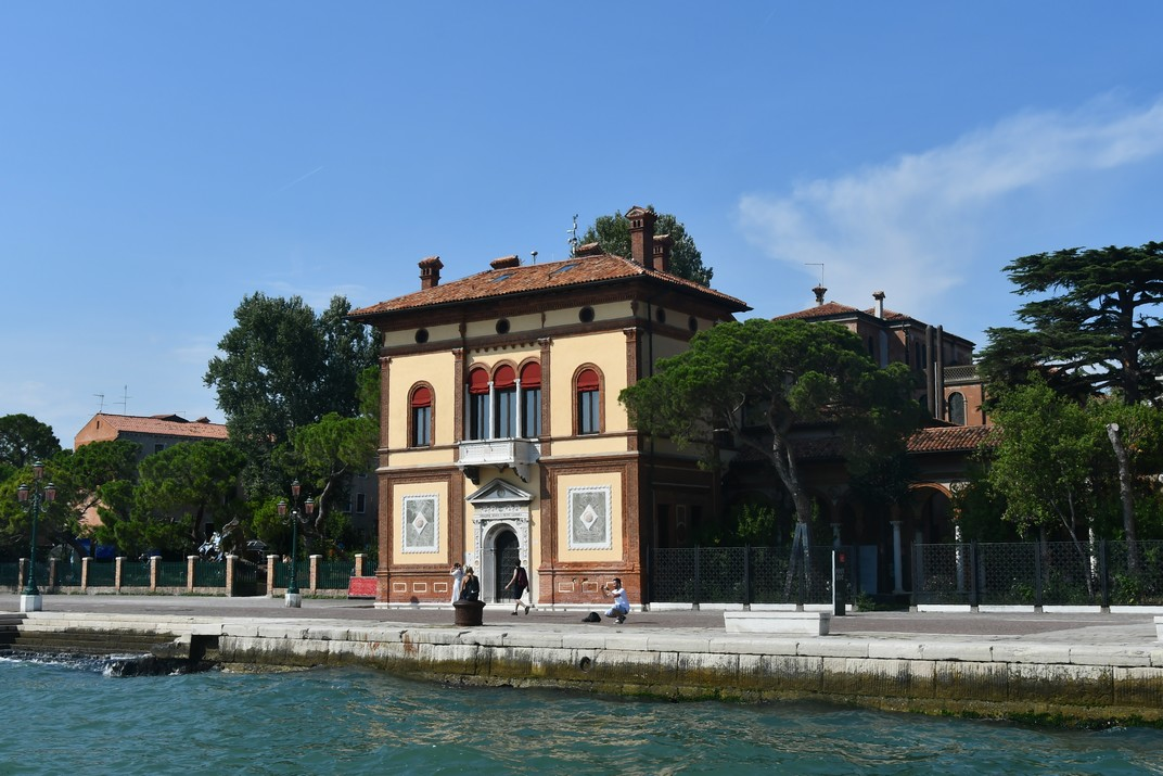 Palauet Canònic del barri Castello de Venècia