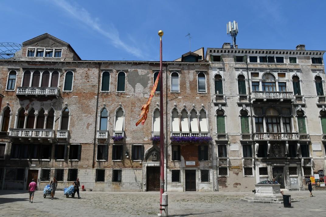 Palaus Terzi Bellavita i Molin de Venècia