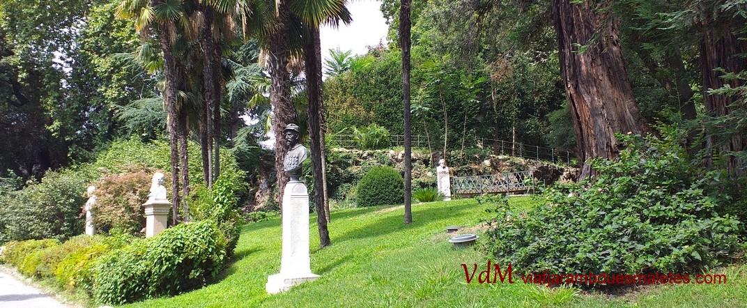 Parc de la Villetta Di Negro de Gènova