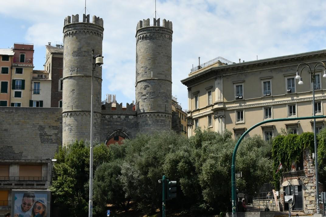 Plaça Dante de Gènova