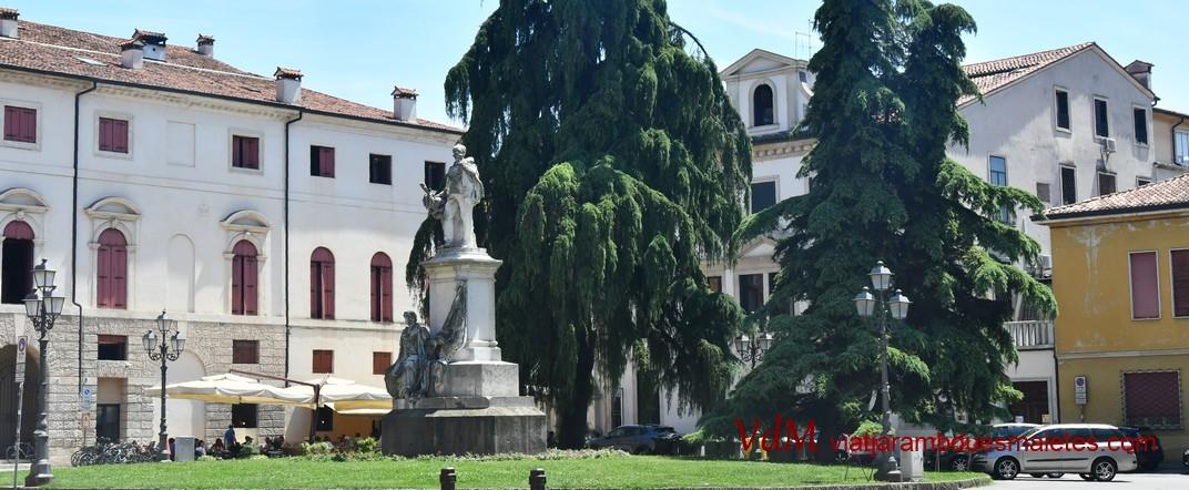 Plaça Duomo de Vicenza