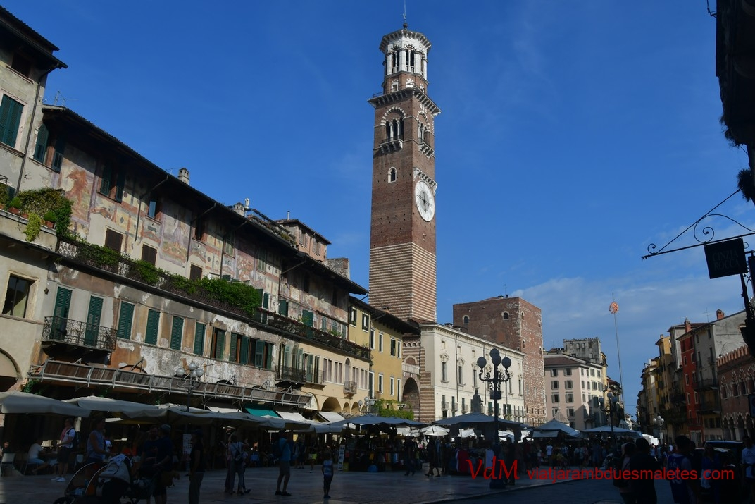 Plaça Erbe de Verona