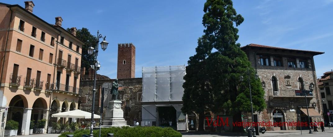 Plaça Matteotti de Vicenza