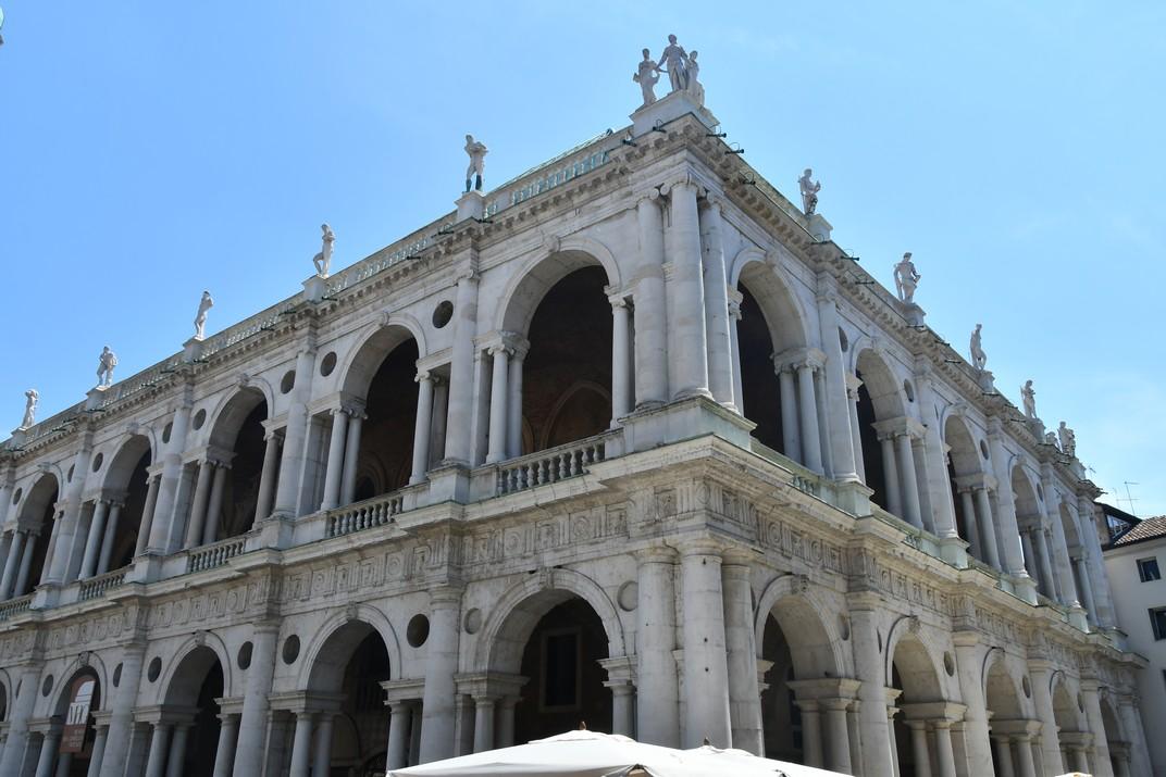 Placeta Palladio de Vicenza