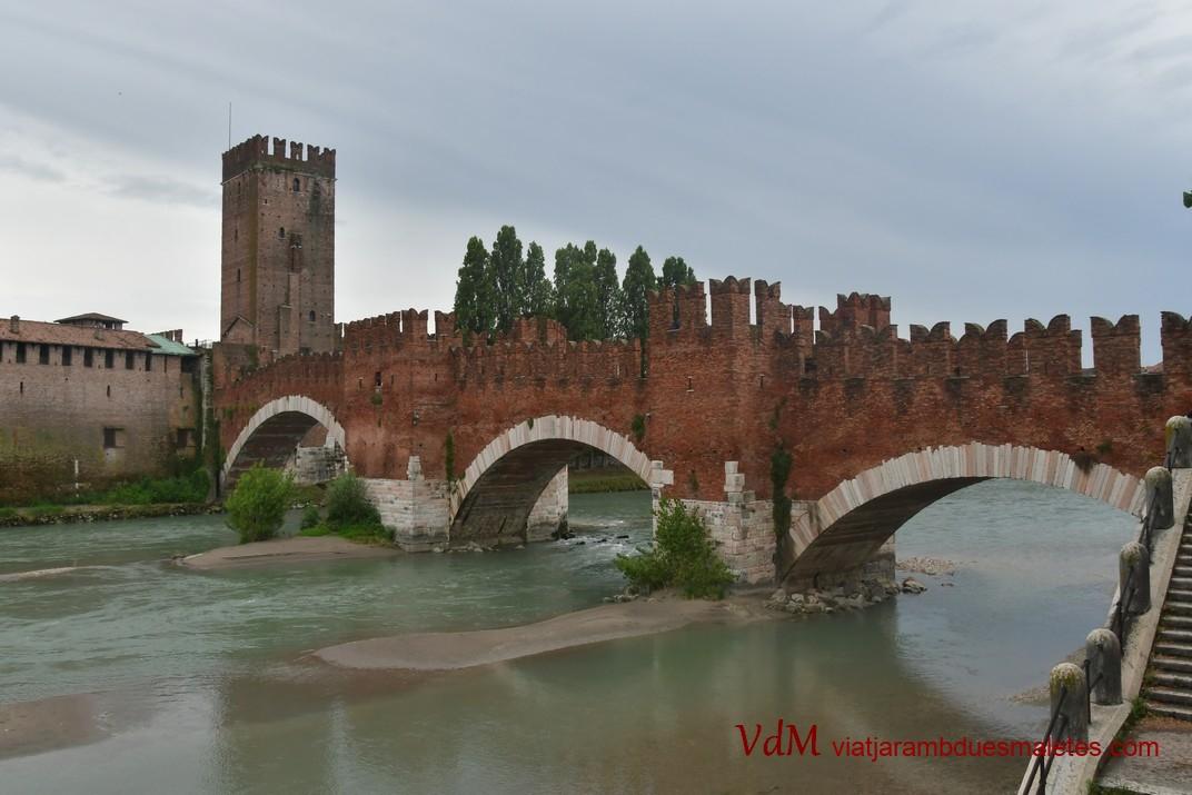 Pont de Castelvecchio de Verona
