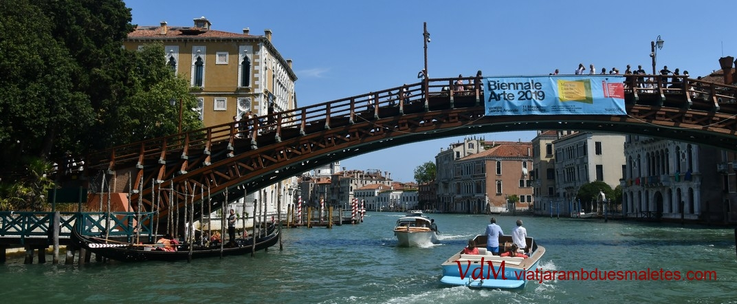 Pont de l'Acadèmia de Venècia