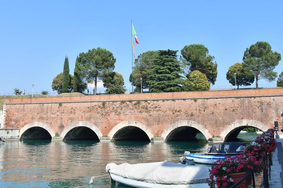 Pont de Voltoni de Peschiera del Garda