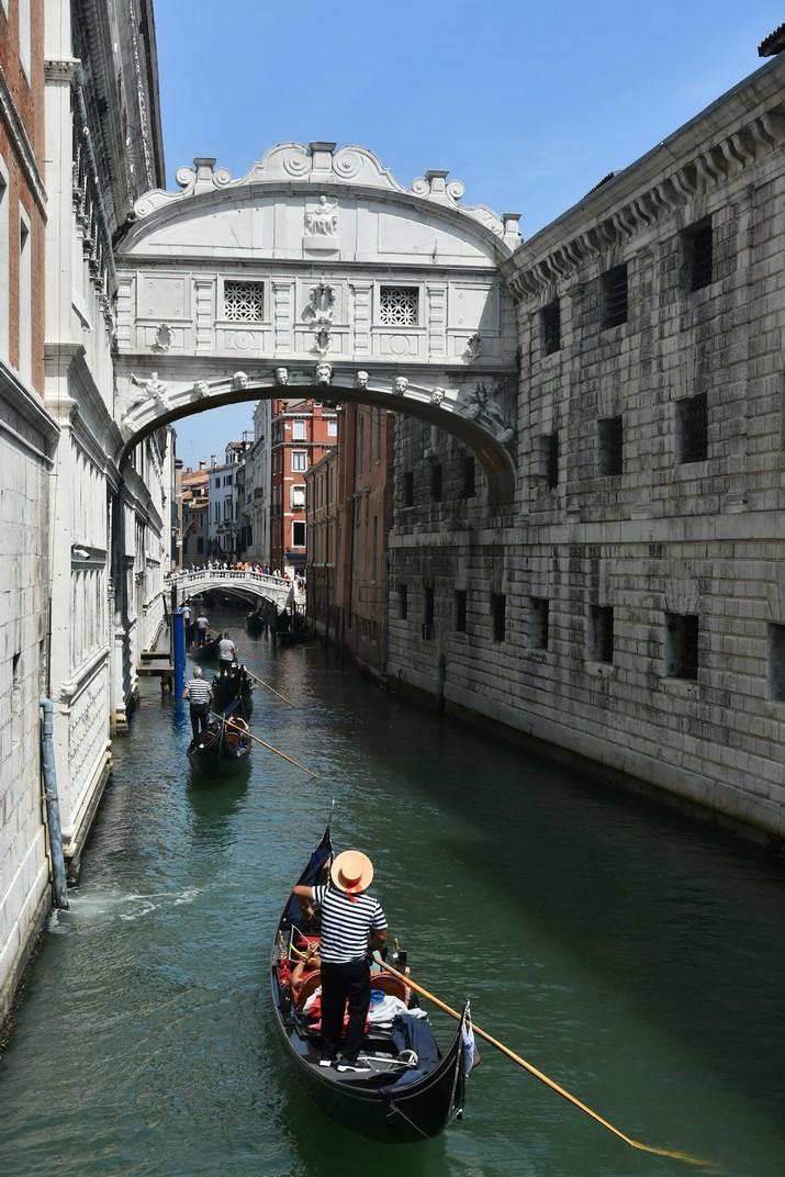 Pont dels Sospirs de Venècia