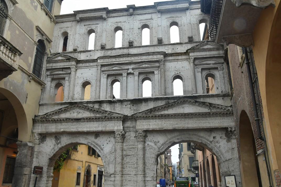 Porta Borsari de Verona