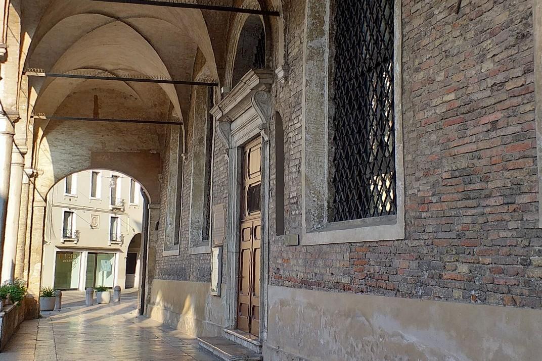 Pòrtic de l'església de Sant Vit de Treviso