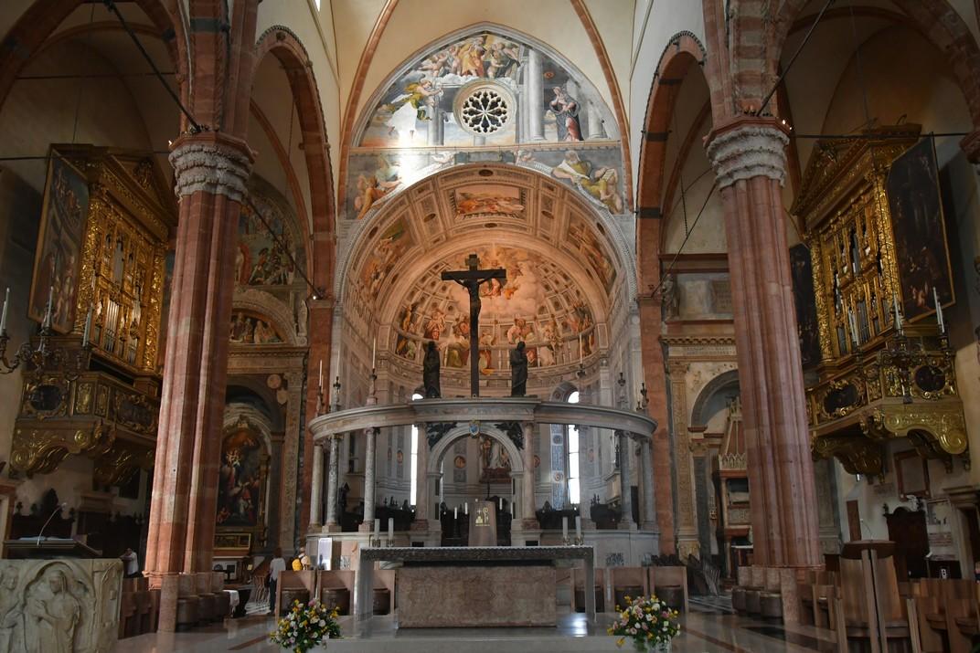 Presbiteri de la Catedral de Santa Maria Assumpta de Verona