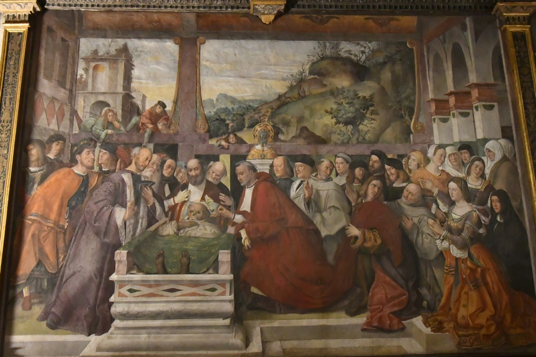 Prospecció canònica de Sant Antoni de l'Escola del Sant de Pàdua