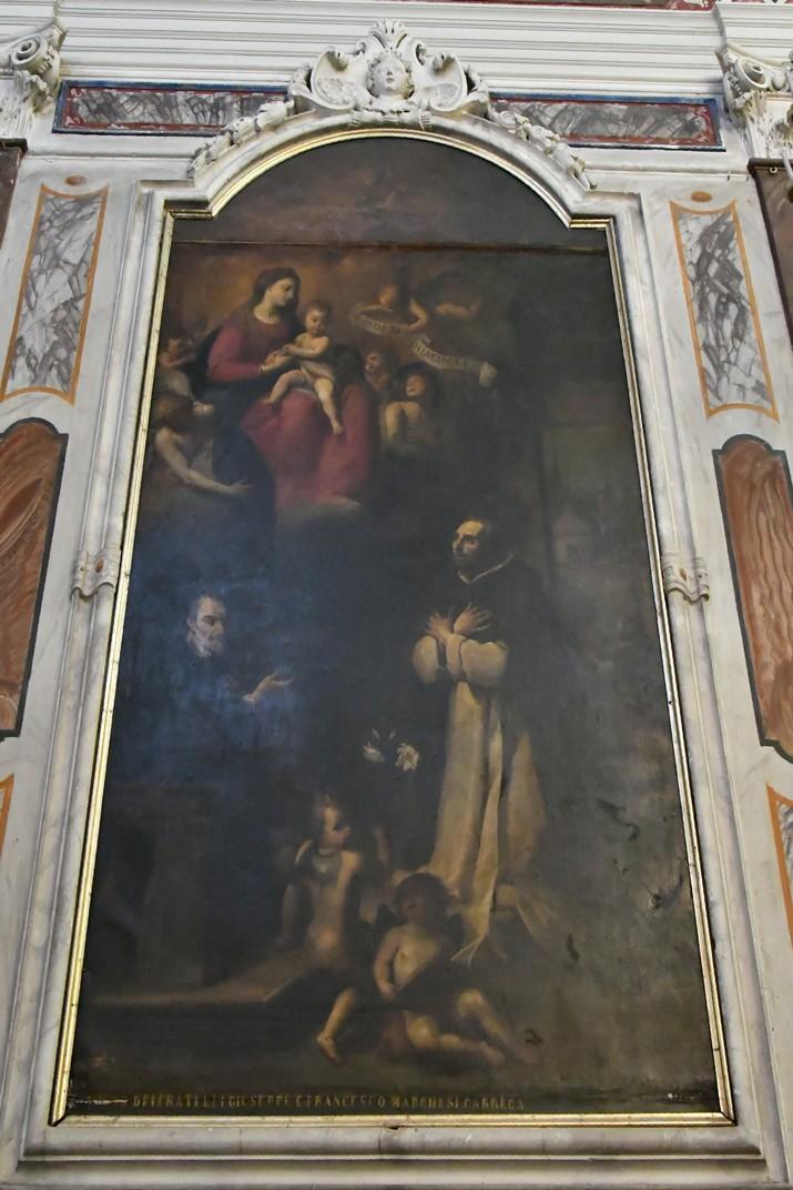 """Quadre """"Mare de Déu i Nen"""" del Santuari de Nostra Senyora de la Costa de Sanremo"""