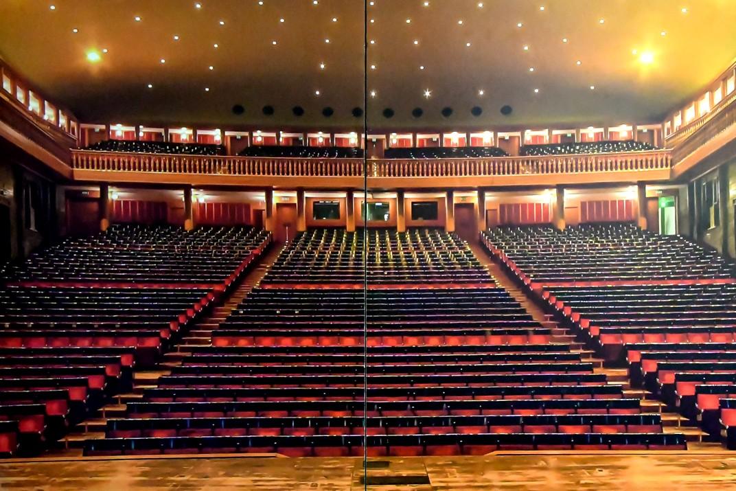 Saló del Teatre Carlo Felice de Gènova