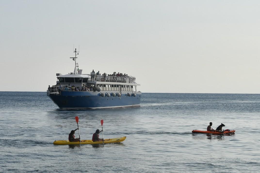 Servei marítim de Riomaggiore