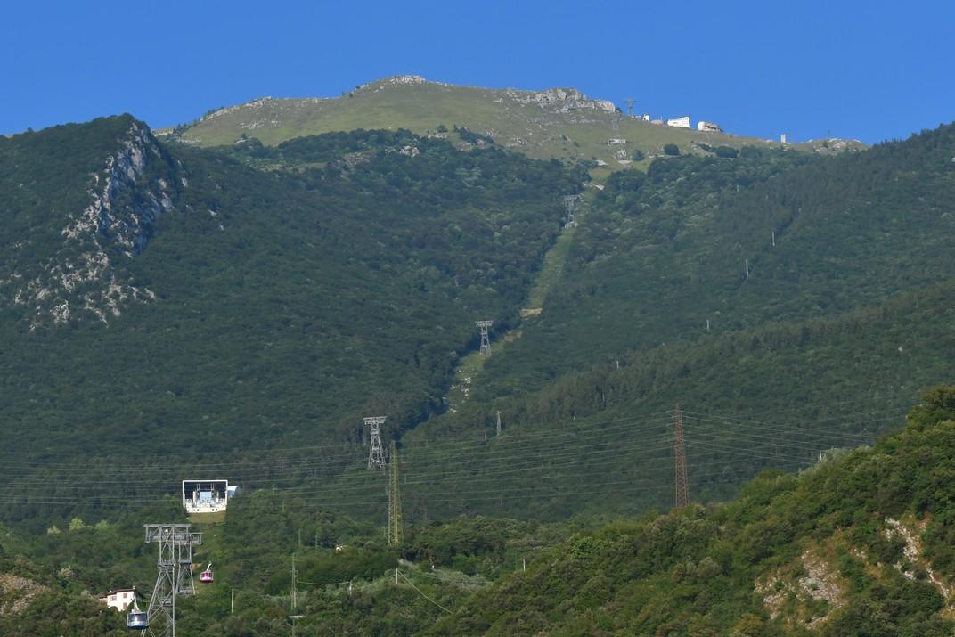 Telefèric de Malcesine al Mont Baldo de Garda