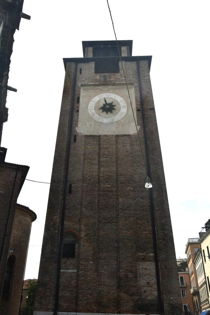 Torre de la Catedral de Treviso